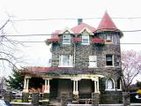 The Decline & Fall - & Resurrection - of a Stone House in West Philadelphia