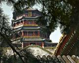 Temple at Summer Palace, Beijing