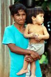 Mother with Child, Amazonas