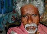 Old Man at the Milkshop