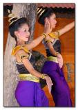 Thai Traditional Dancers