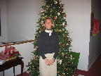 Christmas Pictures at Church, 21 December 2003