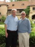 Richard Dubsky  & Bob Searl Sr - Potsdam, Germany