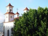Another view of the Tejeda church