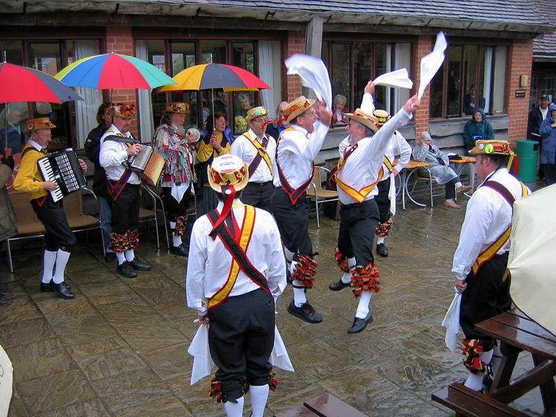 Morris dancers 3