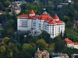 Grand hotel in Carlsbad