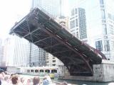 Raising the bridge