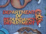 Department of Redundancy
