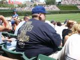 A big Cubs fan