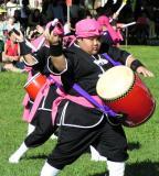 Okinawan Taiko