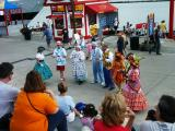Navy Pier entertainers