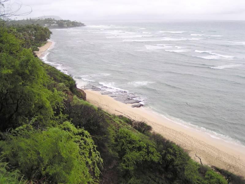 Kaalawai Beach