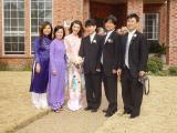 WEDDING PHOTO ALBUM OF DOAN KHANH DAM AND SATOSHI KIKUCHI