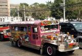The Jeepney, a common form of mass transit in the Philippines originiated with US Army jeeps after WWII