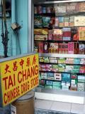 Chinese drug store, Manila