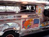 American themed Jeepney