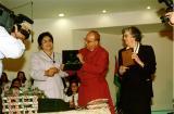 Bishop Riah & Retirement Ceremony Honoring Sr. Vreni Wittwer and Samira Nasser