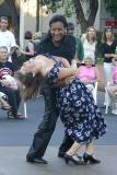 9-17-04Salsa DancersFarmer's Market