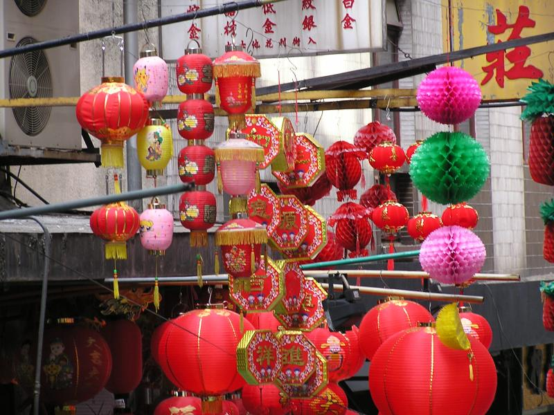 and Even more lanterns