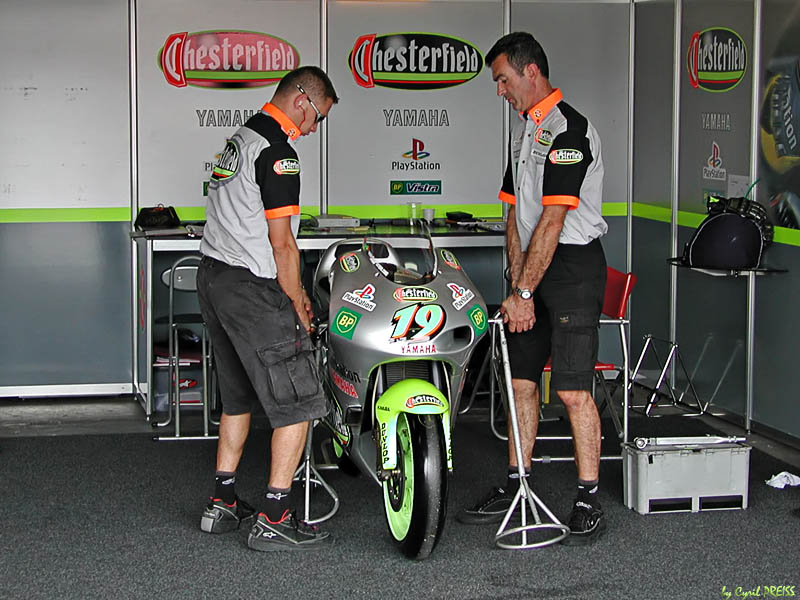 Olivier Jacquess bike