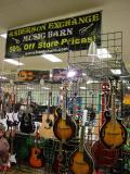 More guitars