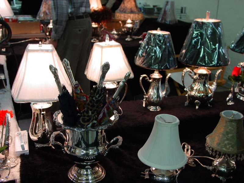 More lamps