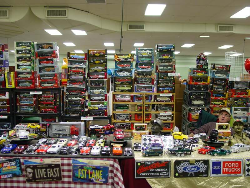 Model Cars, Cars and more Cars
