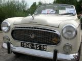 Exposition de voitures de collection - Old cars exhibition
