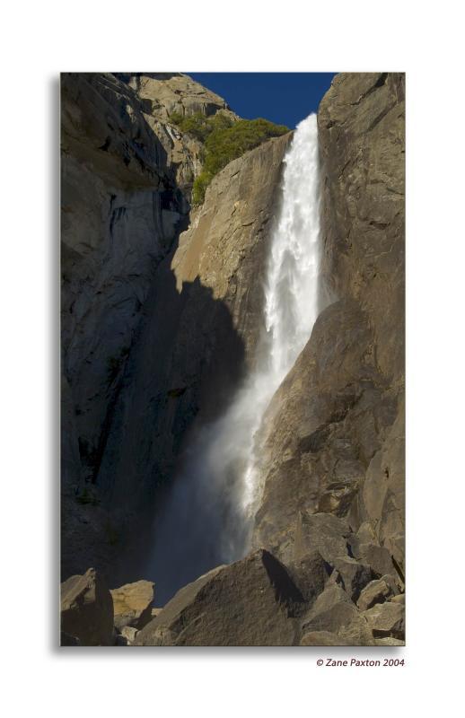 Lower Yosemite Falls-2