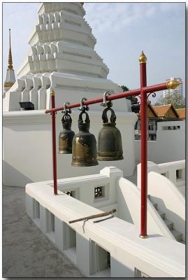 The Sampan Chedee at  Wat Yannawa Temple