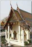 Wat Yannawa Temple, Bangkok