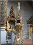 Dragon at Wat Chedi Luang, Chiang Mai