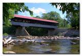 Saco River Covered Bridge - No. 48