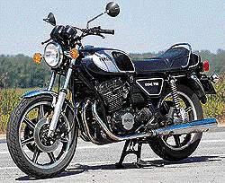 XS750 1976
