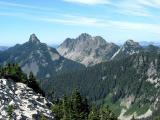 Kaleeten and Chair Peak