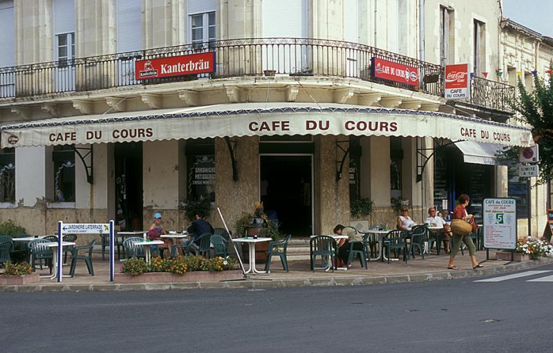 Café in Lesparre