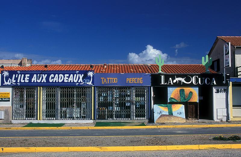 Shops in Montalivet