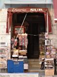 The Newspaper Shop.