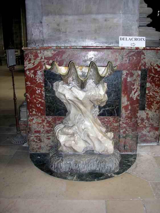 Eglise St Sulpice in Paris