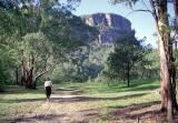 Near the camping area, Newnes