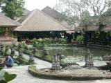Ubud: Lotus Cafe 4
