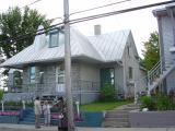 La dernière maison d'Émilie à St-Stanislas
