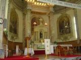 À l'intérieur de l'Église à St-Stanislas, 1