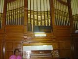 L'orgue qui a plus de 100 ans !!