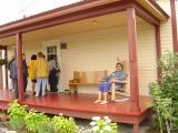 L'ancienne école de rang - maintenant une maison