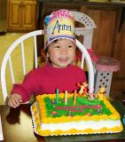 Anna's 3rd Birthday