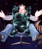Frog Chair in SF