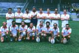 The Bandung Rugby Team