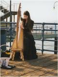 Hollienea - Santa Monica Pier 1999