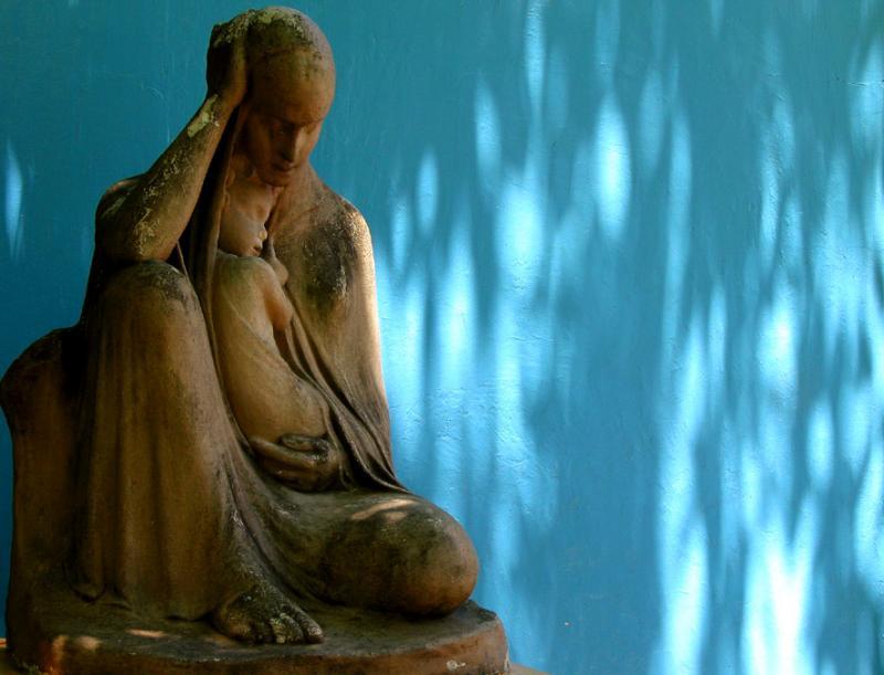 Sculpture, La Boca, Buenos Aires, Argentina, 2004